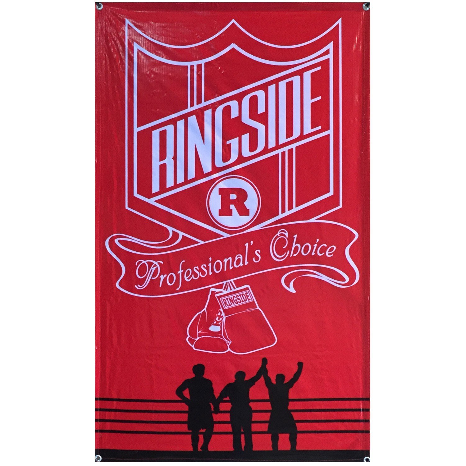 Ringside Professionals Choice Banner 掛圖