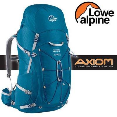 RV城市【英國 Lowe Alpine】出清75折》AXIOM Elbrus 65:75登山背包_附雨套 FBP62DE