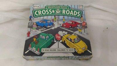 Brainteaser Puzzle Cross Roads 益知玩具