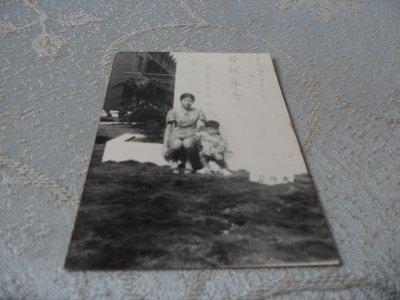 藍色小館11-1--------50-60年代黑白生活照{3張}