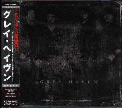 K - Grey Haven - GreyHaven - 日版 +2BONUS - NEW
