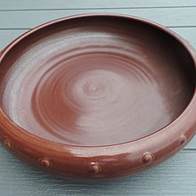 丁香之家---瓷器大盤.日本進口土.拉坯.早期品.出清價