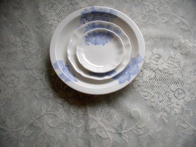 日本   NIKKO  骨瓷盤碟組