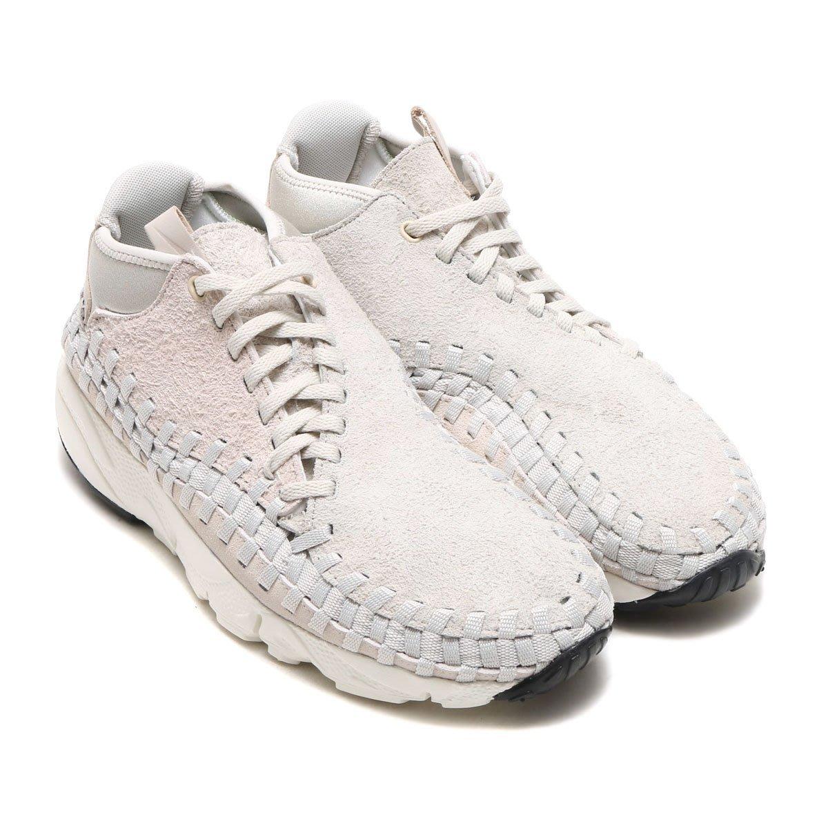 promo code 855d7 fba4c  CodE  NIKE AIR FOOTSCAPE WOVEN CHUKKA QS 編織慢跑鞋(灰)913929-002   Yahoo奇摩拍賣