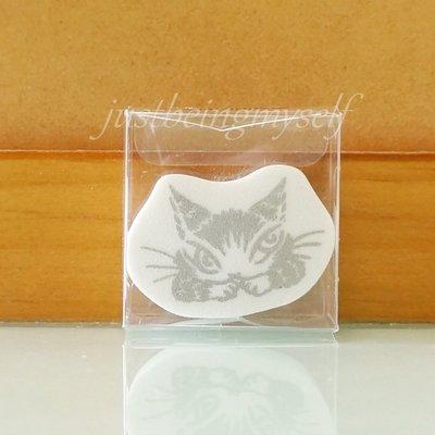 wachifield-dayan(瓦奇菲爾德,達洋)~全新非賣品貓咪泡棉印章~達洋
