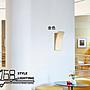 【168 Lighting】極限生活《LED壁燈》(三色)白/黑GE 81061-1