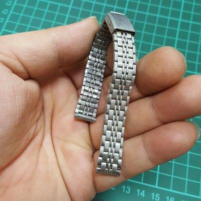 早期 12mm 錶帶 優質錶帶  黑白賣 識貨的別錯過了 非 EAT SEIKO MK IWC CK D03 TELUX CITIZEN CK ORIENT