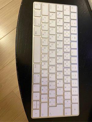 蘋果 Apple Magic Keyboard a1644 日文版