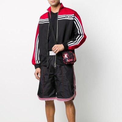 Gcds colour block zipped sweatshirt 男拼色運動外套 限時折扣代購中