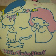 Little Twin Stars 2002年 可愛CUSHION (雲)