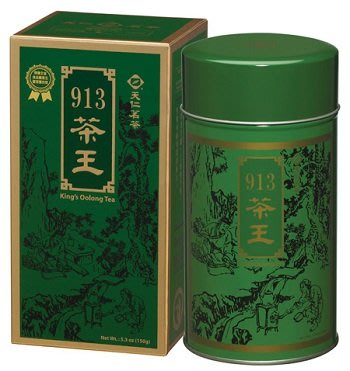 預訂台灣天仁茗茶913茶王(300克)(逢星期二截ORDER同截入數,再下一個星期五交收)