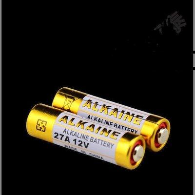 促銷 27A 12V高伏特鹼性電池 製造日期今年1月 防盜器鐵捲門遙控器 無線門鈴 相機電池 汽車遙控器 12V27a 台南市