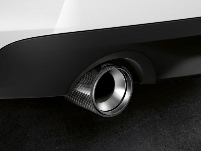 【樂駒】BMW 2GC F44 M Performance 原廠 碳纖維 Carbon 尾飾管 排氣管 尾段