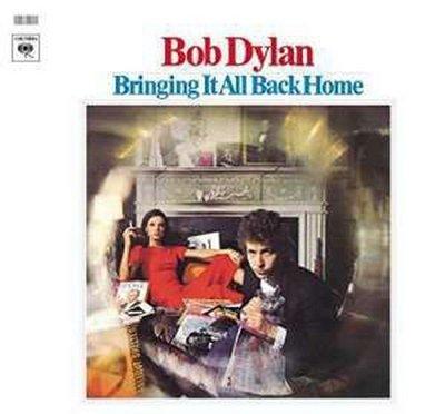 【黑膠唱片LP】一掃而空Bringing It All Back Home/巴布狄倫---88875146231