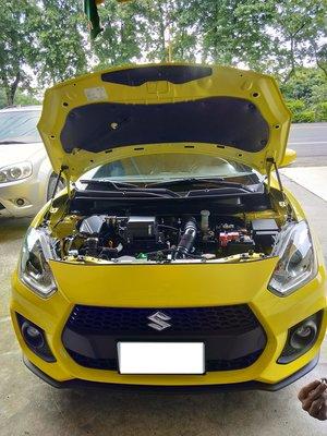 [晨達] SWIFT 2018 專用款引擎蓋支撐桿 油壓桿 頂桿
