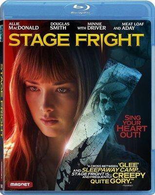 【藍光電影】舞臺驚魂 Stage Fright(2014) 43-047