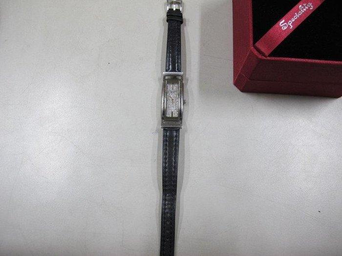 二手舖~NO.437肯尼思科爾手錶 - Kc2553 中性男女錶 送禮 自用兩相宜