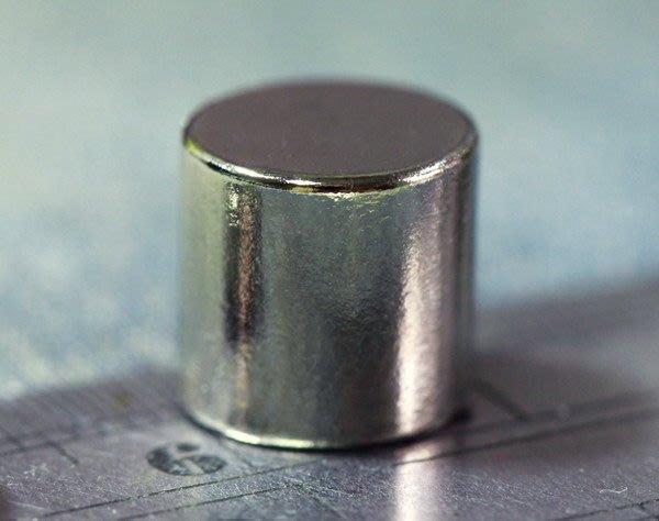 超強力磁鐵圓形10mmx10mm-辦公室專用磁鐵 @萬磁王@