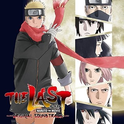 特價預購 火影忍者劇場版 THE LAST NARUTO THE MOVIE OST (日版電影原聲帶CD)最新2019