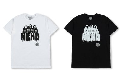 NEIGHBORHOOD SS19 STATIC AGE / C-TEE . SS 兩色