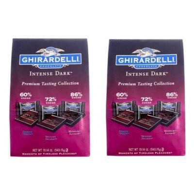 (漾霓)-2包優惠~ Ghirardelli 鷹牌 黑巧克力綜合包-3種口味(每袋51入)每包543公克-530447