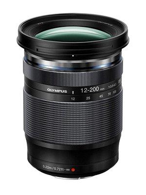 【高雄四海】Olympus M.Zuiko ED 12-200mm F3.5-6.3 全新平輸一年保固.輕便超值旅遊鏡