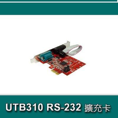 【開心驛站】UPMOST 登昌恆 UTB310 RS-232 擴充卡