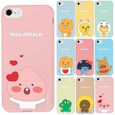 KAKAO FRIENDS 小孩版 軟殼 手機殼│iPhone 6 6S 7 8 Plus│z8200