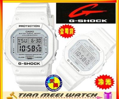 【新款現貨】【台灣CASIO原廠公司貨】【天美鐘錶店家直營有保固】G SHOCK DW-5600MW-7 經典休閒運動錶
