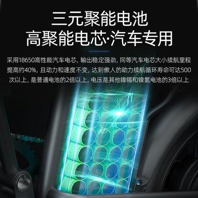 電動折疊車德國IFREEGO 折疊電動自行車代駕小型鋰電池超輕便攜新國標電瓶車