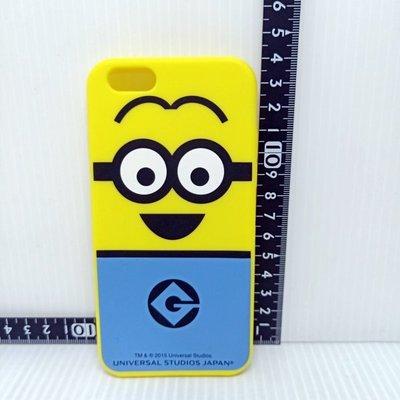 日本帶回 新品 正版 Universal Studios 環球影城 小小兵 disciple of minion 軟膠 手機殼 iphone 6/6s  (05