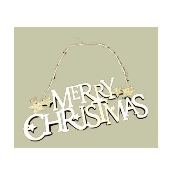 節慶王【X020701】15*6.5公分木製英文字,聖誕節/聖誕樹/聖誕老公公/聖誕木製品/掛飾/佈置/裝飾/擺飾/道具