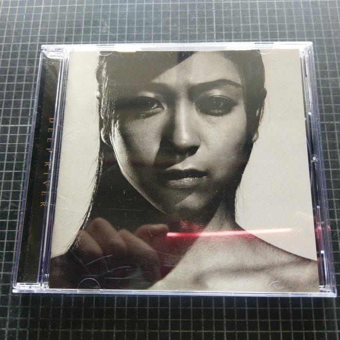 ※藏樂小舖※ (日文CD) 宇多田~Deep River (日版)