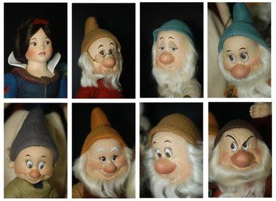 白雪公主與七矮人─ R John Wright Snow White and The Seven Dwarfs 2