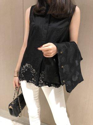 《巴黎拜金女》蕾絲花拼接輕薄棉復古中式2件套可以分開搭
