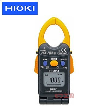 EJ工具《附發票》日本製 HIOKI 3291-50 折疊式勾表 唐和公司貨