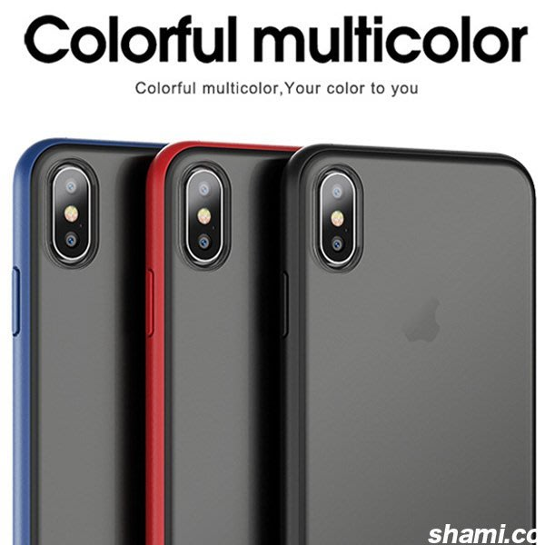 iPaky 頂級防指紋 iPhone 11 XS MAX XR 6 7 8 6S Plus 手機殼 磨砂殼【PH774】