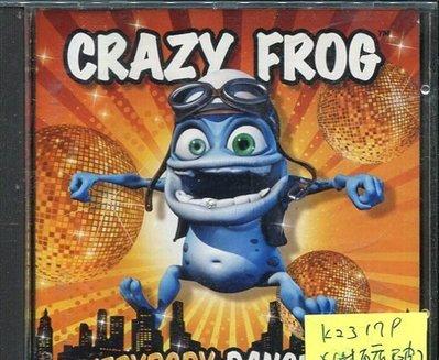 *真音樂* CRAZY FROG / EVERYBODY DANCE 二手 K23179 (封面破)