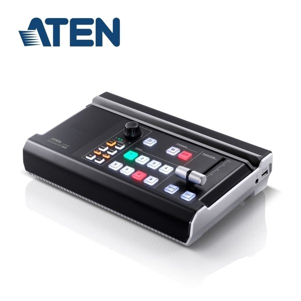 喬格電腦 (免運/含稅) ~ATEN UC9020 StreamLIVE HD 多功能直播機