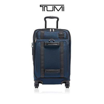 行李箱TUMI/途明Merge系列時尚休閑旅行可擴展男女拉桿箱行李箱