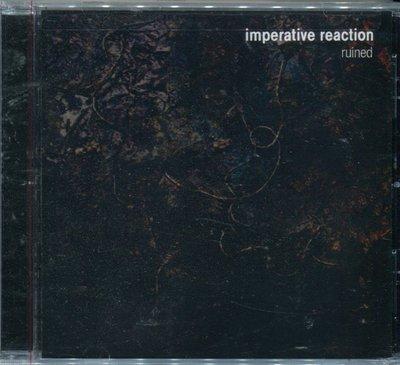 【嘟嘟音樂2】Ruined - Imperative Reaction Ruined   (全新未拆封)
