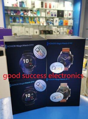 Honor Magic Watch 2 ( 46mm ) 皮帶 / 膠帶 華為全新香港行貨 原廠一年保養