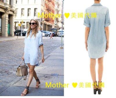 ♥ S現貨 ♥ Mother ♥ 美國製代購Bella Dahl 超柔軟五分袖洋裝 顯瘦