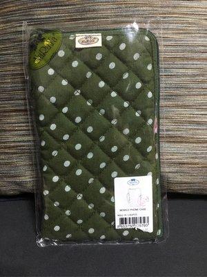 NaRaYa手機包綠色