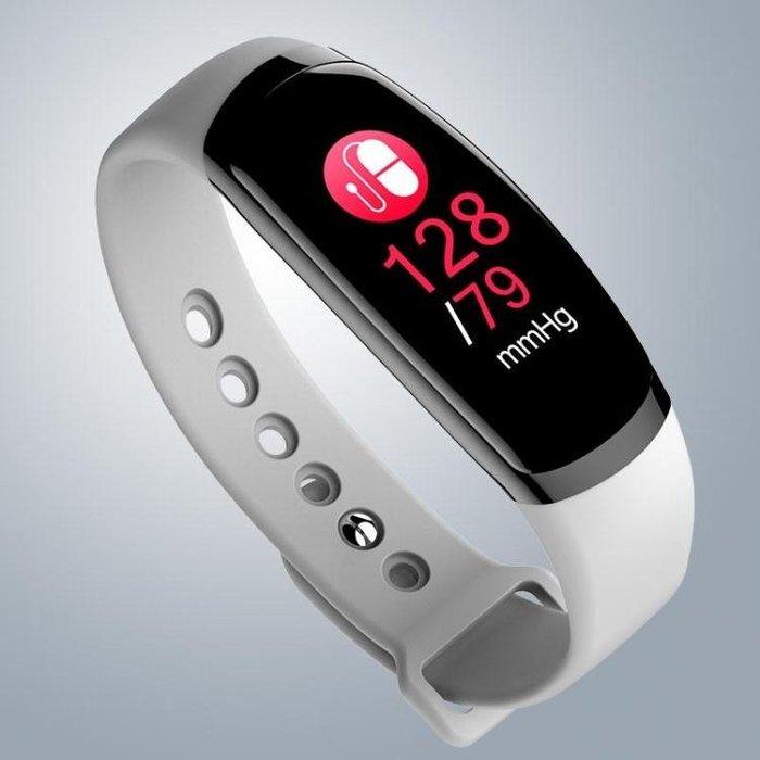 【栗家生活】防水智慧手環小米3監男女華為oppo運動彩屏手錶計步器-免運費