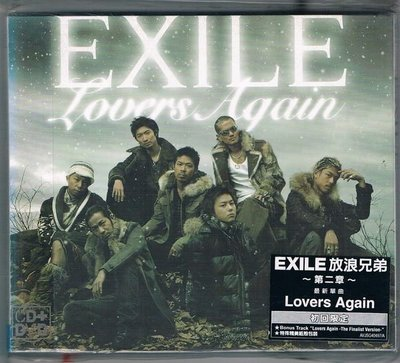 [鑫隆音樂]日本CD-放浪兄弟:Lours Again第二章/初回限定CD+DVD[AVJSG40497/A] 全新