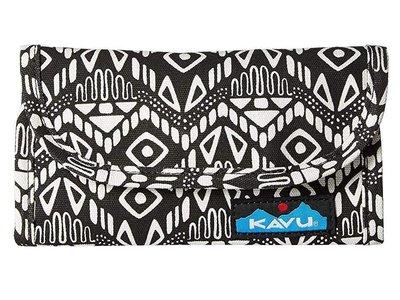 【【蘋果戶外】】KAVU 965-867 黑蠟染 Big Spender 美國潮牌 休閒錢包 皮夾 長夾 潮包 零錢包