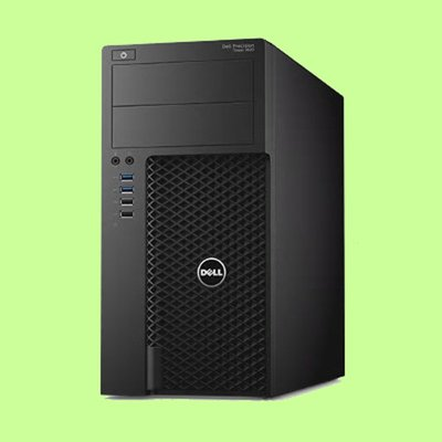 5Cgo【權宇】 戴爾DELL Precision 3620迷你直立式工作站Xeon E3-1240v5