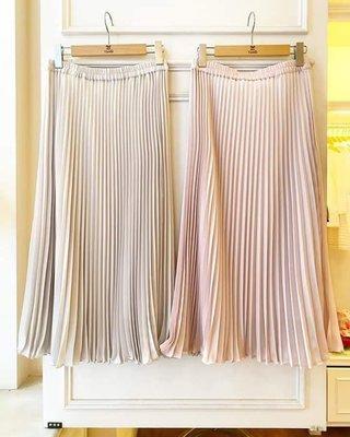 susu高單價日本品牌粉色百褶裙