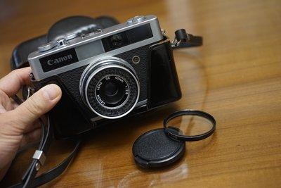 【售】CANON canonet JUNIOR SE 40mm F2.8 經典街拍估焦